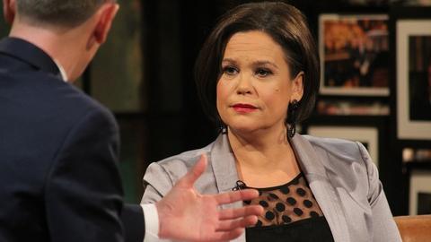 Mary Lou McDonald | The Late Late Show