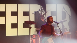 Feeder | The Late Late Show