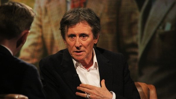 Gabriel Byrne: I stand there, an intruder in my own past.