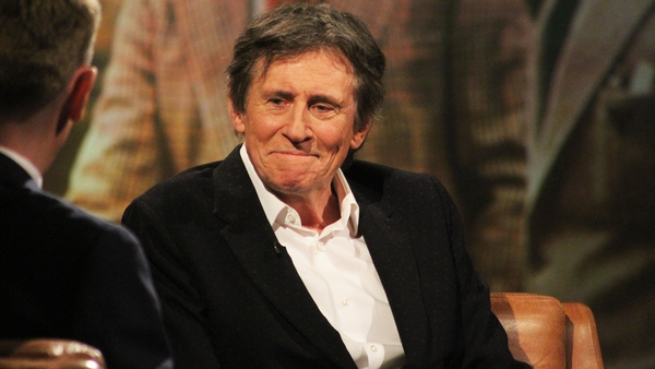Gabriel Byrne - New film in production in Italy
