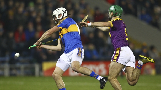 This will be the first championship meeting between Tipperary and Wexford since 2010