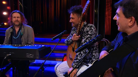 Hothouse Flowers 30th Anniversary | The Ray D'Arcy Show
