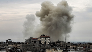 The Israeli army has been involved in a flare up of conflict in and around Rafah