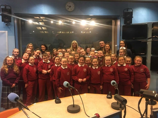 Sir James MacMillan & Moyross Corpus Christi Primary School Choir