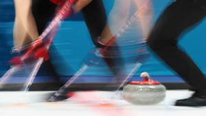 A Russian curler is suspected of doping