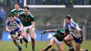 Monaghan picked up their second League win against Kerry