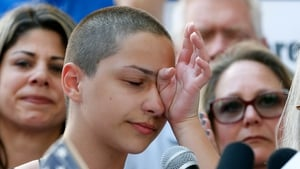 Student Emma Gonzalez hit out at the NRA's support for President Trump's campaign