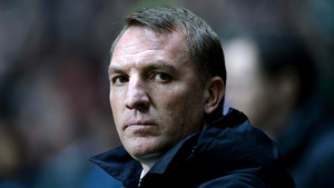 Brendan Rodgers said St. Johnstone players needed to look at themselves after playing so well against Celtic