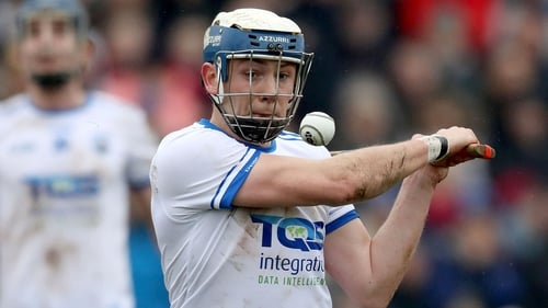 Stephen Bennett missed a penalty against Kilkenny