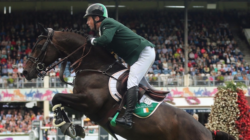 Irish Showjumpers are runners-up in Abu Dhabi Nations Cup