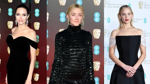 BAFTAs 2018: Red Carpet Fashion #TimesUp