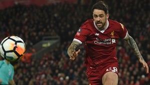 Danny Ings is hoping to learn for Brazilian ace Roberto Firmino