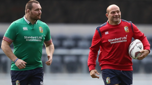 Two New Players Called Into Ireland Squad Ahead Of Wales Clash
