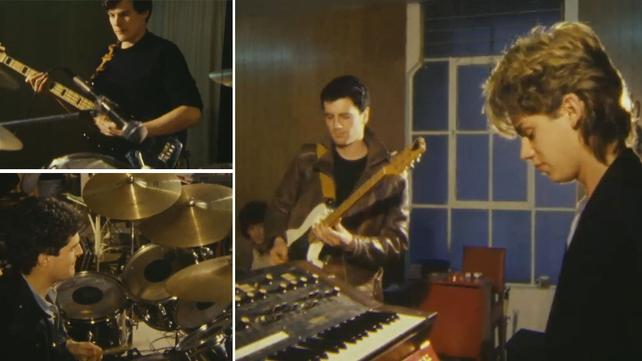 Pop Mecanics in Litton Lane (1983)