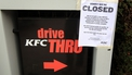 Distribution problem causes chicken shortage at KFC