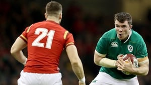 Ireland's Championship hopes ended against Wales last year
