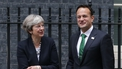 Theresa May meeting with Taoiseach in Dublin overtaken by events