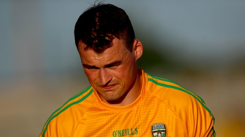 Paddy O'Rourke said last weekend that his life had improved since quitting the inter-county set-up