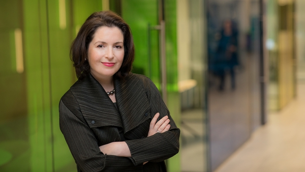 Francesca McDonagh said the bank was looking for 'regulated normalisation' in line with the European Banking Authority restrictions on remuneration