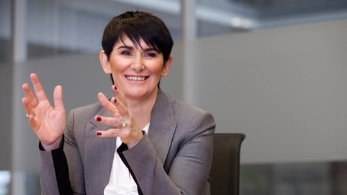 Carolan Lennon, Eir's new chief executive