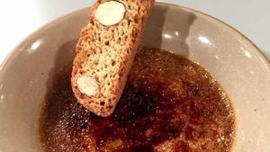 Wade's Coffee & Salted Caramel Crème Brûlée