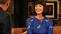 Caitriona Balfe | The Late Late Show