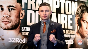 Carl Frampton: 'I've changed teams and overhauled everything that was going on behind the scenes and I feel better for it.'