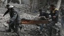 It is reported that more than 1,000 people have been injured in the bombardment of eastern Ghouta
