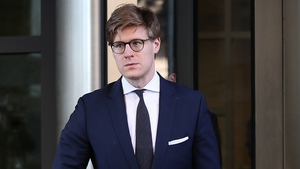 Alex van der Zwaan leaves US District Court after pleading guilty to lying