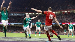 Dan Biggar is back for Wales' visit to the Aviva Stadium