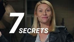 7 Secrets with Claire Danes | Homeland