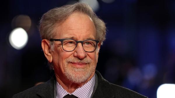 Steven Spielberg is no stranger to Ireland