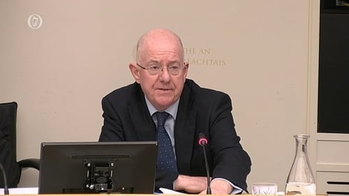 Justice minister Charlie Flanagan said the decision to extend the shceme was 'an important step'