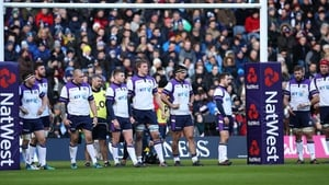 There are no changes to the Scotland team to face England