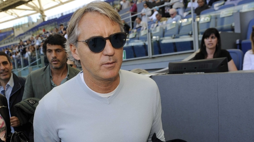 Roberto Mancini won't be involved in Italy's upcoming fixtures