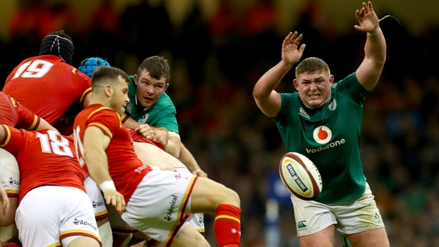 Ireland eye revenge vs. Scotland not Six Nations Grand Slam