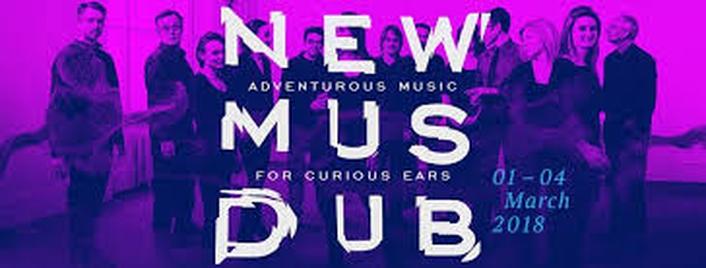 New Music Dublin Festival 2018
