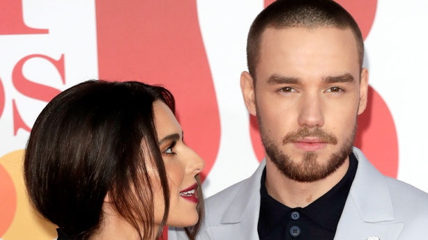Liam Payne and Cheryl reveal bedroom secret to Brit Awards host