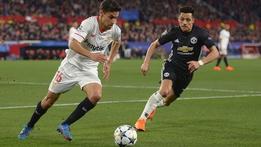 Sevilla 0-0 Man. United | UEFA Champions League
