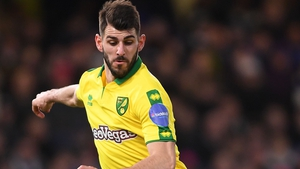 Nelson Oliveira struck at the death for Norwich