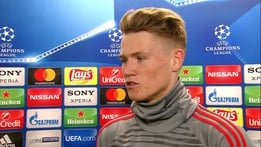 Scott McTominay backs United for second-leg win | UEFA Champions League