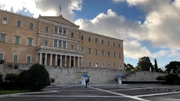 While Greece's economy is now in better shape, successive bailouts have left it with debt levels at an unsustainable 180% of its annual economic output