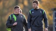 Tadhg Furlong and Iain Henderson have been battling to be fit to face Wales