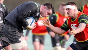 James Ryan and Andrew Porter have both been included in the Ireland team to play Wales this weekend