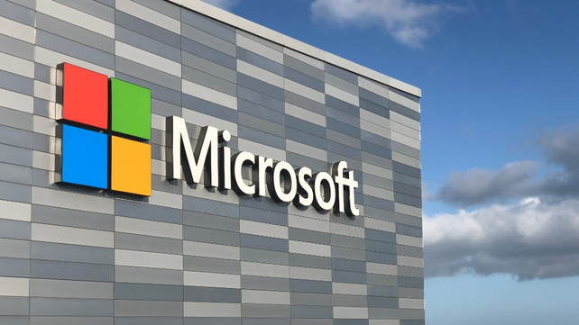 rte.ie - Will Goodbody - 200 jobs to be created at Microsoft in Dublin