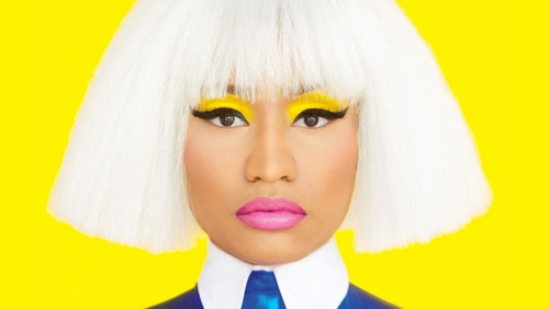Nicki Minaj on the cover of the New York Times Magazine - NYTM Design Editor Gail Bichler is coming to Offset 2018