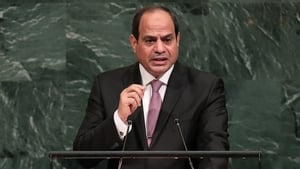 Deportation comes just days ahead of election in which Abdel Fattah al-Sisi is expected  to win a second term