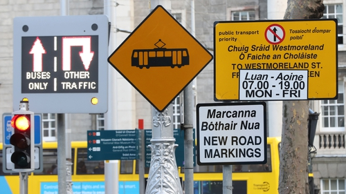 73% of Dublin Chamber member companies said traffic problems in Dublin have had an increasingly negative impact on their business