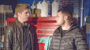 RobRon have their long-awaited reunion on Thursday's Emmerdale