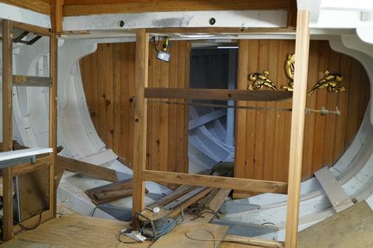 AK Ilen rebuild project